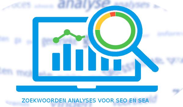 zoekwoorden analyse seo sea
