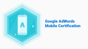 AdWords Mobile Certificaat